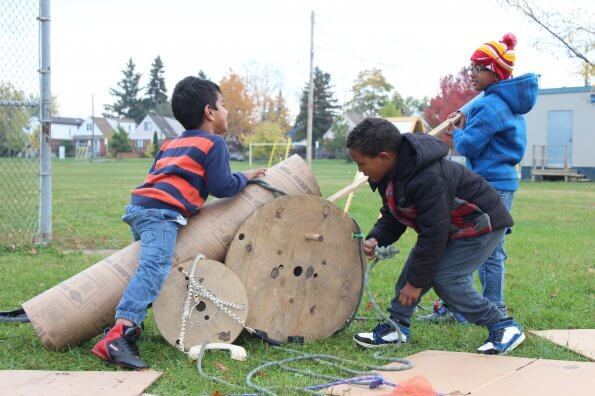 The power of play: Why outdoor child-led movement at school is important