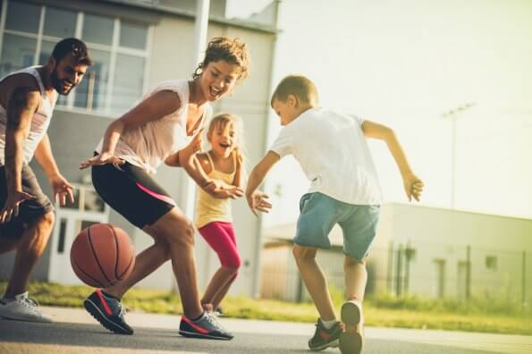 Un compte à rebours en famille jusqu'aux Jeux olympiques d'été