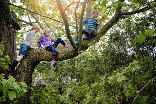 Parachute's 2021 campaign encourages safe adventurous outdoor play