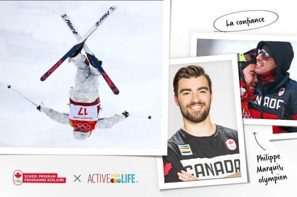 Cultiver des esprits forts : les conseils de l'olympien Philippe Marquis pour accroître la confiance en soi grâce au sport