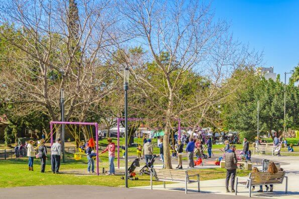 Play is what we need: How cities responded when playgrounds were closed
